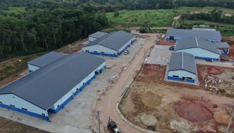 Moruga Agro-Processing and Light Industrial Park